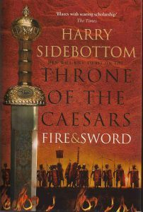 Fire and Sword Harry Sidebottom