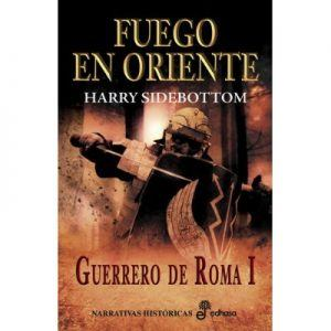 Guerrero de Roma Harry Sidebottom